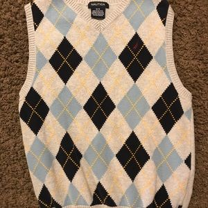 Nautica Boys Sweater Vest